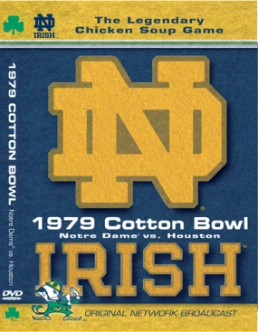 1979 Cotton Bowl ND vs. Houston