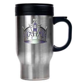 Los Angeles Kings Stainless Steel Travel Mug