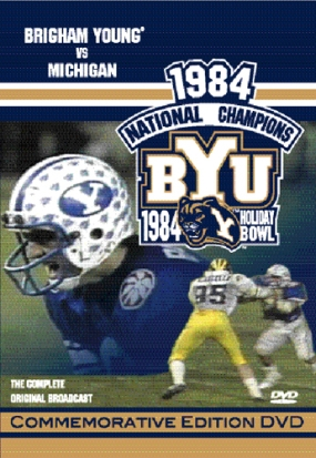 1984 Holiday Bowl National Championship Game