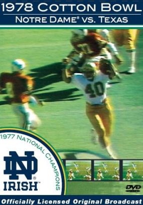 1978 Cotton Bowl Game