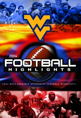 2004 West Virginia Season Football Highlights