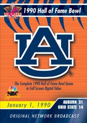 1990 Hall of Fame Bowl Game