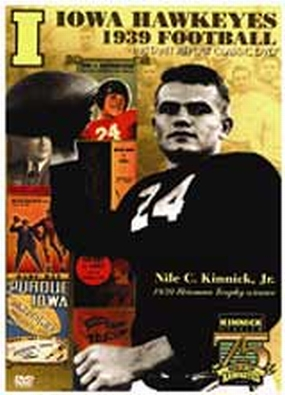 Iowa Hawkeyes 1939 Football