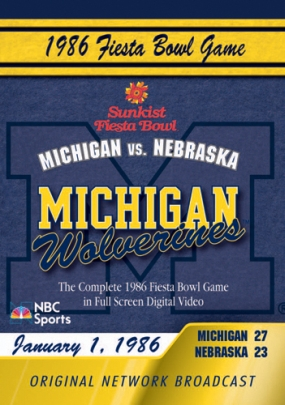 1986 Fiesta Bowl Game