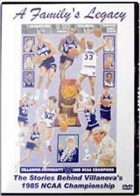 1984 - 1985 Villanova NCAA Championship