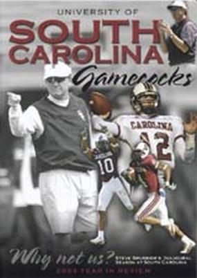 South Carolina GameCocks 05 Season Highlight