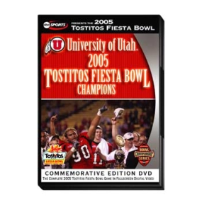 2005 Fiesta Bowl: Utah vs Pittsburgh