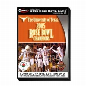 2005 Rose Bowl: Texas vs Michigan