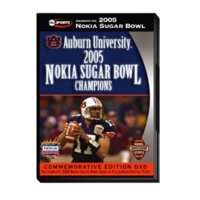 2005 Sugar Bowl: Auburn vs Virginia Tech