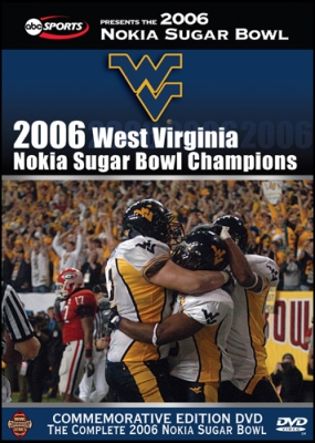 2006 Sugar Bowl: West Virginia vs Georgia