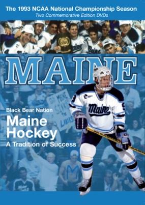 Maine Hockey - 93 NCAA Champ