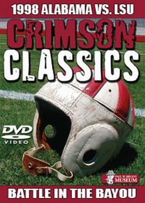Crimson Classics: 1998 Alabama vs. LSU