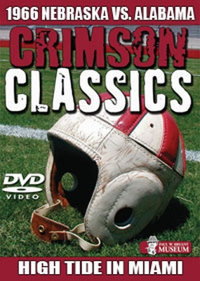 Crimson Classics: 1966 Alabama vs. Nebraska