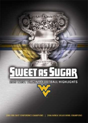 2005 West Virginia Football Hilights