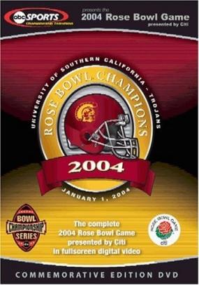 2004 Rose Bowl: USC vs. Michigan