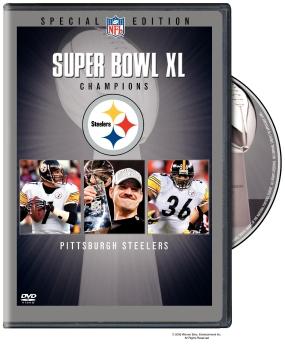 2006 Super Bowl XL:  Pittsburg vs. Seattle