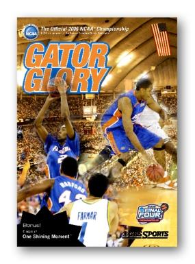 2006 Men's NCAA Championship- Gator Glory