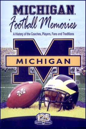 Michigan Football Memories (New)