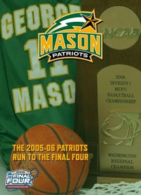2005 George Mason Basketball DVD