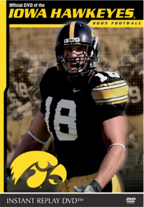 Iowa Hawkeyes 2005 Football Instant Replay