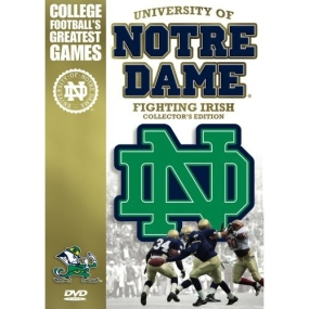 University of Notre Dame Fighting Irish - Coll ED (Wax)
