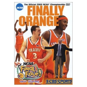 2003 Syracuse - Finally Orange National Champs (Wax)