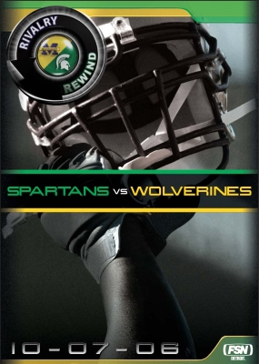 Rivalry Rewind - Wolverines vs Spartans