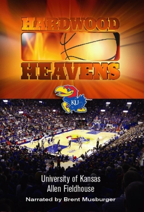 Hardwood Heavens: University of Kansas: Allen Fieldhou