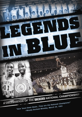Legends In Blue - A Celebration of the 1982 North Carol