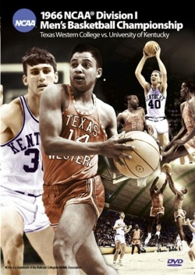 1966 NCAA Championship Texas Western vs. Kentucky