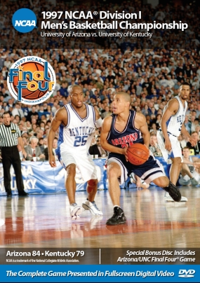 1997 NCAA Championship Arizona vs. Kentucky