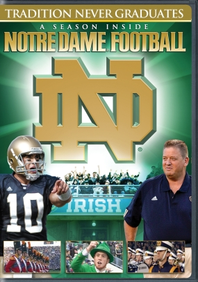 A SEASON INSIDE NOTRE DAME FOOTBALL