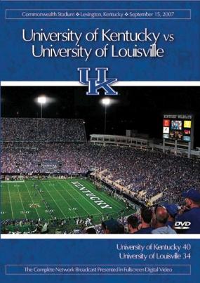 2007 Kentucky vs. Louisville