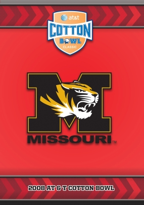 2008 Cotton Bowl - Missouri vs. Arkansas