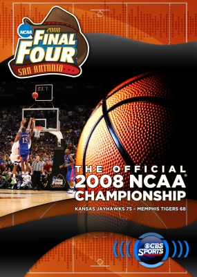 2008 Men's NCAA Championship - Kansas Jayhawks
