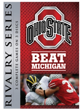 NCAA Rivalry Series DVD:  Ohio State Beats Michigan