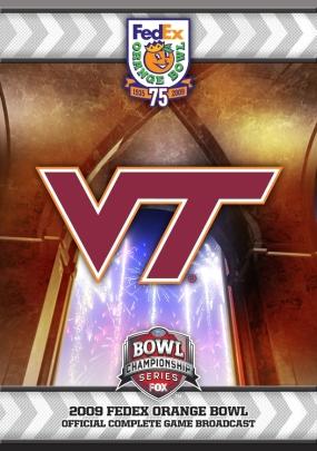 2009 Orange Bowl - Virginia Tech vs. Cincinnati