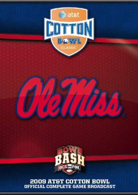 2009 Cotton Bowl - Mississippi vs. Texas Tech