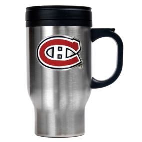 Montreal Canadiens Stainless Steel Travel Mug