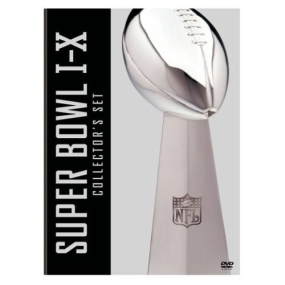 NFL Films Super Bowl Collection: Super Bowl I-X