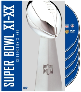NFL Films Super Bowl Collection: Super Bowl XI-XX