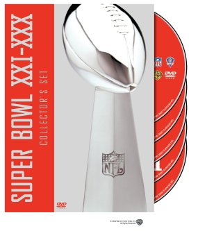 NFL Films Super Bowl Collection: Super Bowl XXI-XXX
