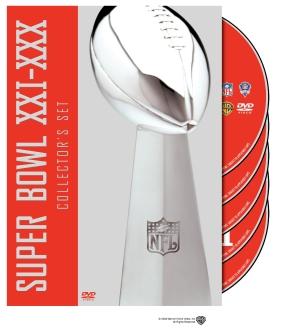NFL Films Super Bowl Collection: Super Bowl XXI-XXX
