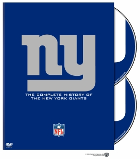 NFL History of the New York Giants