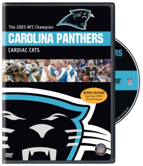 NFL Team Highlights 2003-04: Carolina Panthers