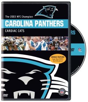 NFL Team Highlights 2003-04: Carolina Panthers