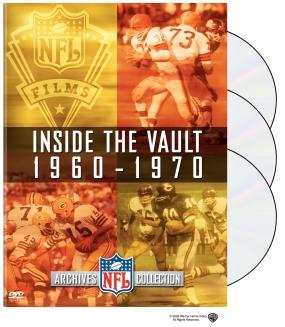 NFL Films Archive Collection: Inside the Vault V. 1-3