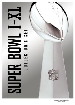 NFL Super Bowl Collection: I-XL