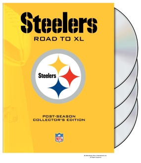 NFL Pittsburgh Steelers Road to XL