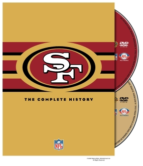 NFL History of the San Francisco 49ers